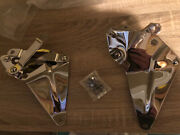 Late 1941 Ford 1942-1946 1947 1948 Ford Hood Hinges Stainless Steel
