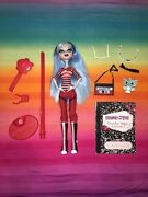 Monster High----ghoulia Yelps 1st Wave Doll And Pet Owl Hoot 261