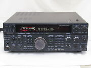 Kenwood Ts-950s Hf100w Transceiver Ham Radio Duel Frequency Receive Japan
