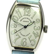 Franck Muller Casablanca 5850 White Dial Automatic Menand039s Watch_615088