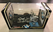 Tootsie Toy 1960 Bmw R60-2 3305 1/10th Scale Die Cast Motorcycle New In Box