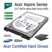 500gb Acer Aspire 5925g 2.5 Sata Laptop Hard Disc Drive Hdd Upgrade Replacement