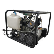 3hp Electric Pcp Air Compressor Paintball Air Rifle Filling Station Auto-stop