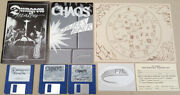 Dungeon Master And Chaos Strikes Back - 1986 1989 Games For Commodore Amiga