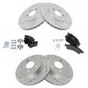 Disc Brake Kit Diy Solutions Bfs01812 Fits 99-01 Ford Mustang
