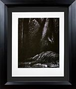 Henry Moore Lithograph Original Cavern Ltd. Edition W/archival Frame