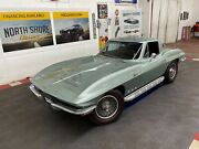 1966 Chevrolet Corvette - Mosport Green Coupe - 390 Hp 427 Engine - 4 Spee Mosport Green Chevrolet Corvette With 57766 Miles Available Now