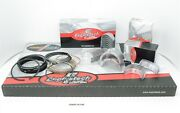 98 99 00 01 02 Chevy S10 Sonoma 134 2.2l 4 Rering Kit + Mains +hb