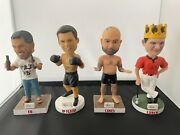 Sports Junkies Autographed Bobbleheads Signed 106.7 The Fan