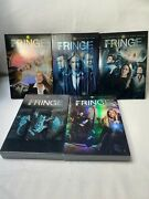 Used Complete Series Fringe Tv Show Dvd Lot Sci-fi All Discs Tested Work Great