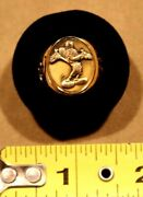 New Mickey Mouse Disney Cast Member 20th Anniversary/retirement Gold Ring
