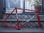 Vintage Galmozzi Super Competizione Mid 60and039s.frame And Fork