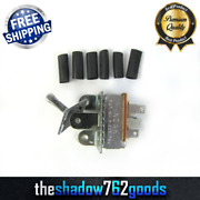 Blower Switch 1969 Chevelle And El Camino Models W/ Factory A/c 24-0581 Free Ship