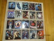 Marvel Mcu Best Buy Exclusive 4k Steelbook Collection With 3d Blu-ray Lot