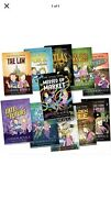Tuttle Twins Series Complete 11 Book Set Brand New