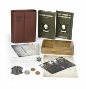 Oop The Vincula Insurgency Ghost Dossier 1 Limited Edition Gauntand039s Ghost