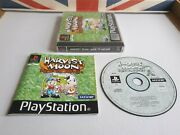 Harvest Moon Back To Nature. Ps1 Game. Complete Playstation One Ps3. Pal
