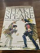 Ten Tales From Shakespeare Charles And Mary Lamb C1969 Fantastic Pics Story Text