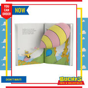2021 Hallmark Dr. Seuss's Oh, The Places You'll Go Book Ornament