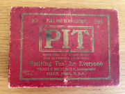 Pit Bull And Bear Edition Card Game Parker Brothers 1919 Vintage