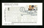 Us Fdc C114 Lgs 1985 Philadelphia Pa Lawrence And Elmer Sperry Unofficial