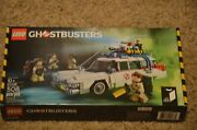 Lego Ideas Ghostbusters Ecto-1 21108 508 Pcs Retired