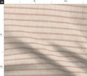 Striped Farmhouse Modern French Bands Spoonflower Fabric By The Yard