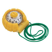 Ritchie Compass X-11y Ritchie Sportabout Handheld Compass - Yellow