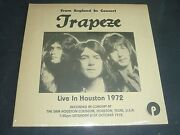 Trapeze 2lp Live In Houston 1972 Glenn Hughes Rsd 2021 - New And Sealed