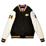 Lakers Kobe Bryant Hall Of Fame Mitchell And Ness Jacket New With Tags Sealed Xl
