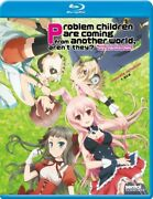 Problem Children Are Coming From Another World Arenand039t They Blu-ray Oop Anime