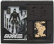 Hasbro G.i. Joe Classified Series Snake Eyes Deluxe 6 Inches Exclusive Action Fi