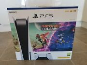 Sony Playstation 5 Blu-ray Edition Disc Edition Console - White