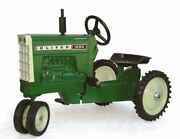 Oliver 1550 Pedal Tractor Narrow Front Fu-1369 New In Box