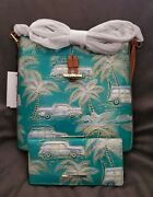 New With Tags Brahmin Sold Out Copa Cabana Katie Crossbody And Ady Wallet