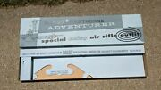 Daisy Bb Gun Special Air Rifle Outfit Montgomery Wards Hawthorne 1360 Box Only