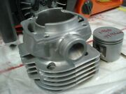 Husqvarna 372xp/365xp Cylinder Assy 50mm/71cc Excellent Used Cylinder/piston