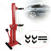 3t Auto Strut Coil Spring Compressor System Tool Disassemble 7-hole Adjustable
