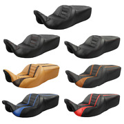 7 Style Rider Passenger Seat Fit For Harley Touring Street Glide Road King 09-21