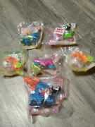 1993 Animaniacs Pinky And The Brain Mobile Figure Car Mcdonalds Happy Meal Toy Lot