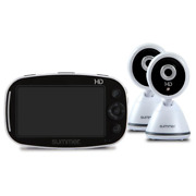 5.0 In. Summer Baby Pixel Zoom Hd Duo High Definition Video Monitor