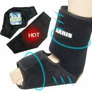 Ice Pack For Ankle Injuries Foot And Ankle Heel Ice Ankle Wrap + Hotandcold Pad