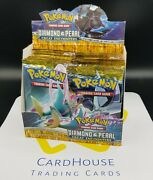 24x Pokemon Diamond And Pearl Great Encounters Booster Packs Factory Sealed