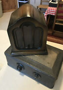 Antique Atwater Kent Model 40/42 Tube Radio With Speaker Works