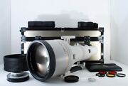 Minolta High Speed Af Apo Tele 600mm F/4 G For Sony Andalpha From Japan 2888