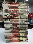 Lot Of 26 Books World War Ii Time Life Military Books 26 Volumes Wwii Ww2