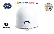 Altair Agc Andndash 10andprime Dome Omnidirectional Marine Tv Antenna With Automatic Gain Cont