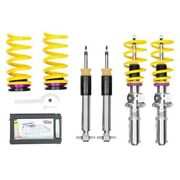 For Ford Mustang 15-18 Coilover Kit 1.2-2.1 X 0.8-1.5 V3 Inox-line Front And