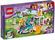 Lego Friends Heartlake Summer Pool 41313 - Brand New And Factory Sealed
