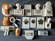 Paper Hole Punch Lot Of 15 For Scrapbooking Crafts
